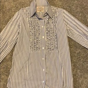 Fine Garments by Bell for Anthropologie shirt